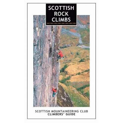 Scottish Rock Climbs Guidebook