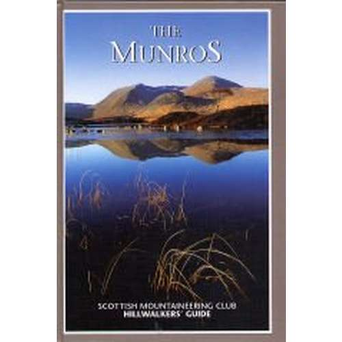 Scottish Mountaineering Club Hillwalkers' Guide - The Munros