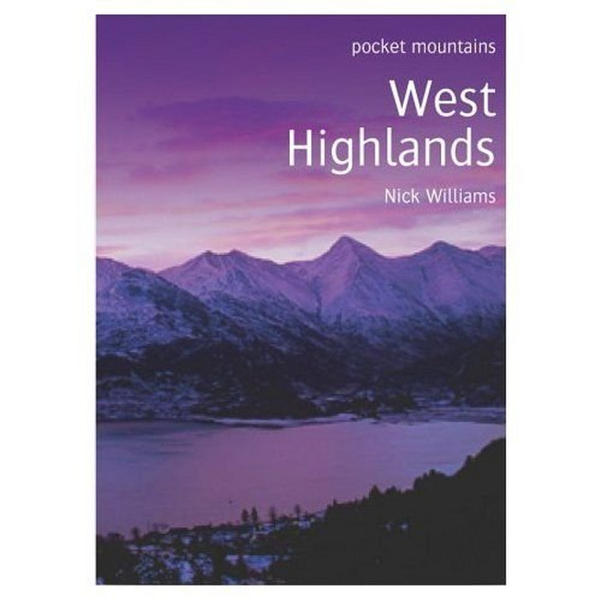 Cordee West Highlands (Pocket Mountains) Guidebook