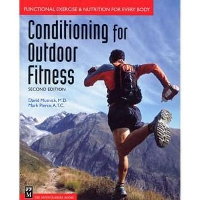 Cordee Books Conditioning for Outdoor Fitness