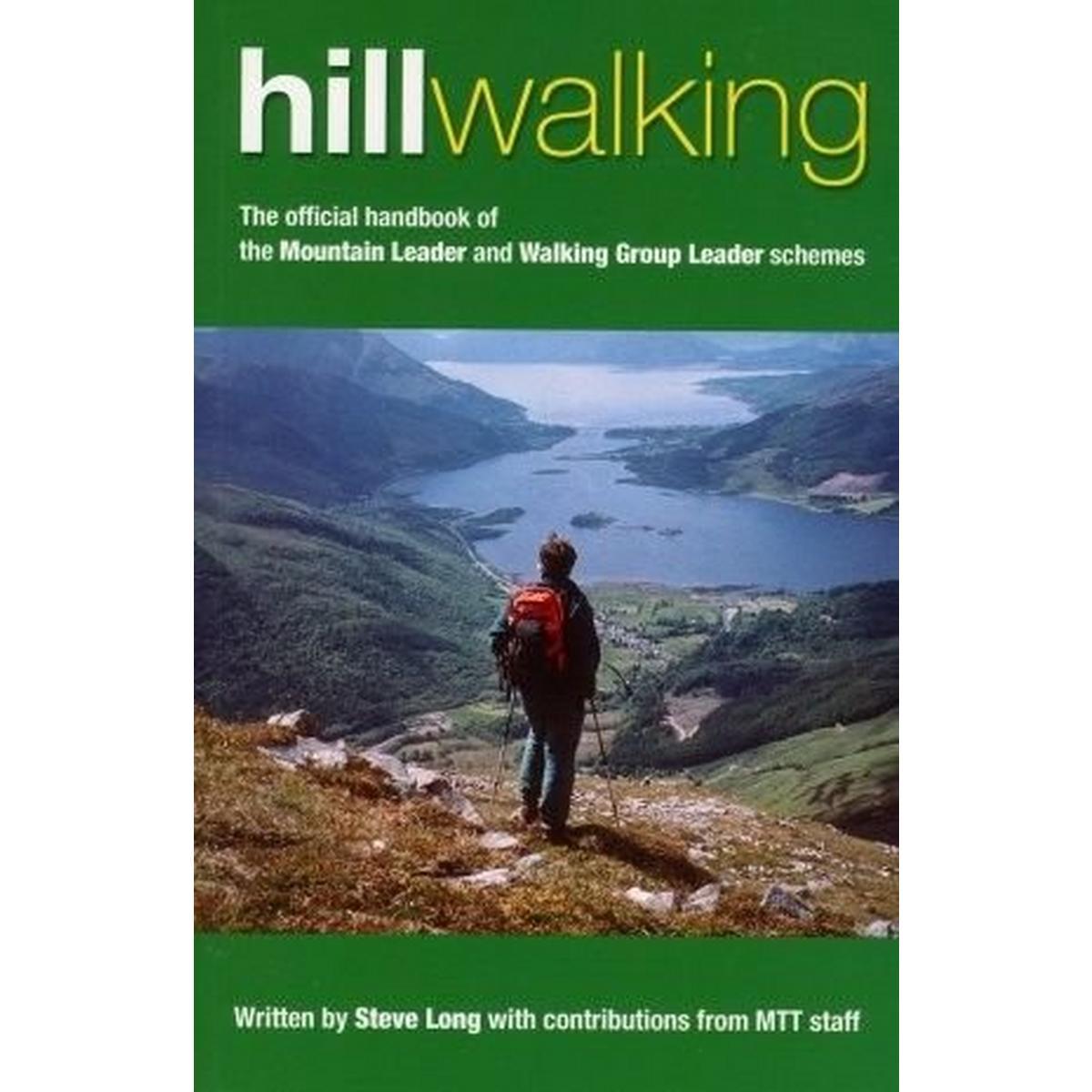 Cordee Hillwalking Official Handbook