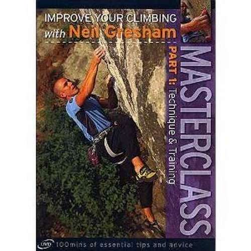 Masterclass Part 2: Skills and Tactics for Sport and Trad Climbing- Improve Your Climbing with Neil Gresham
