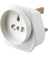 The Visitor Travel Plug 367