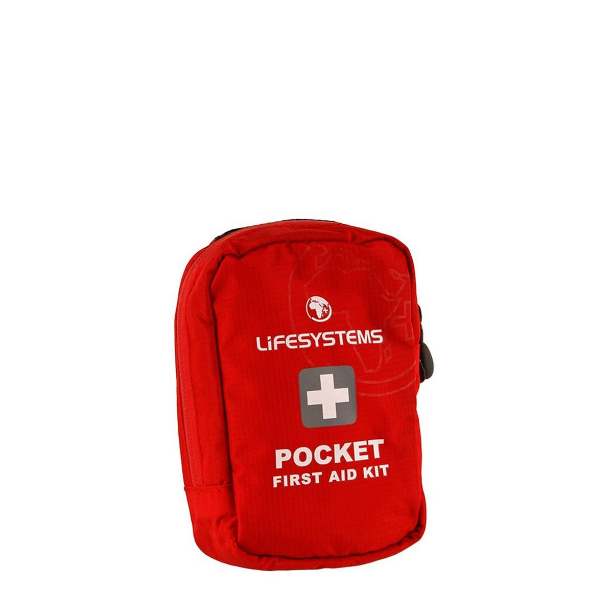 Lifesystems Pocket First Aid Pack