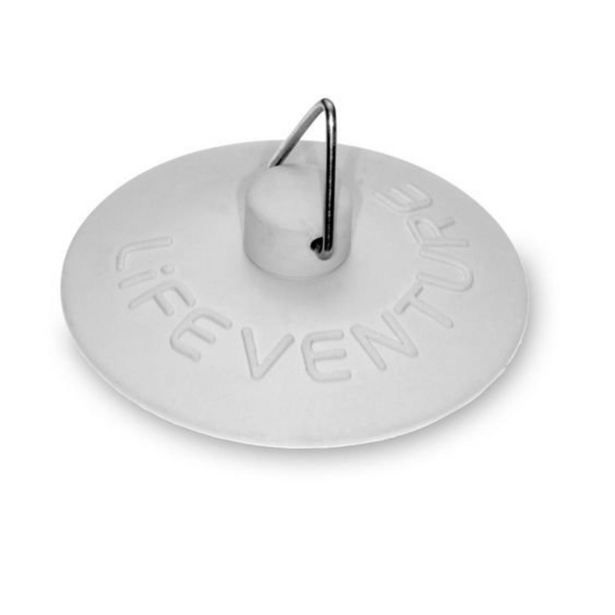 Lifeventure Travel Bath/Sink Plug