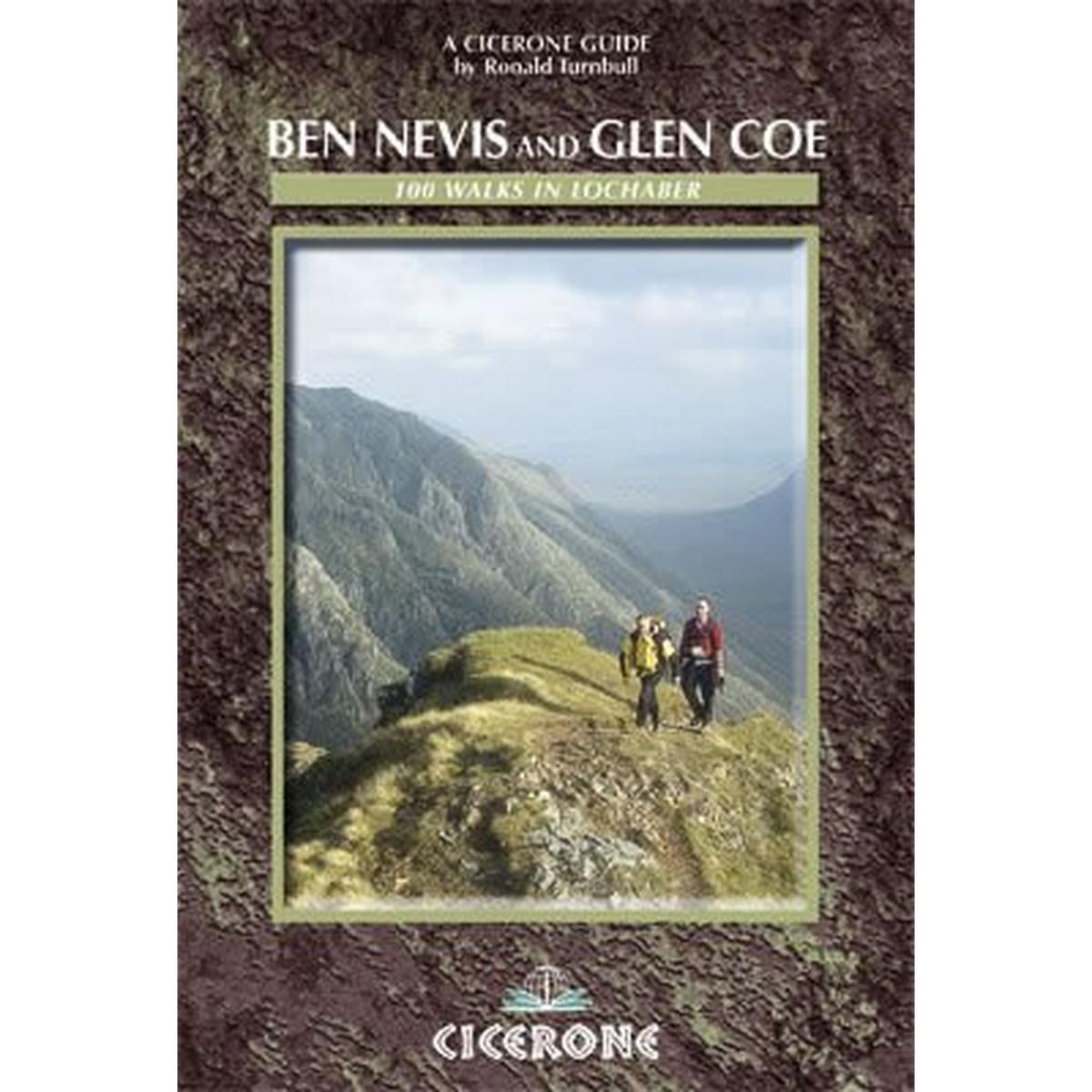 Cicerone Guidebook: Ben Nevis and Glen Coe