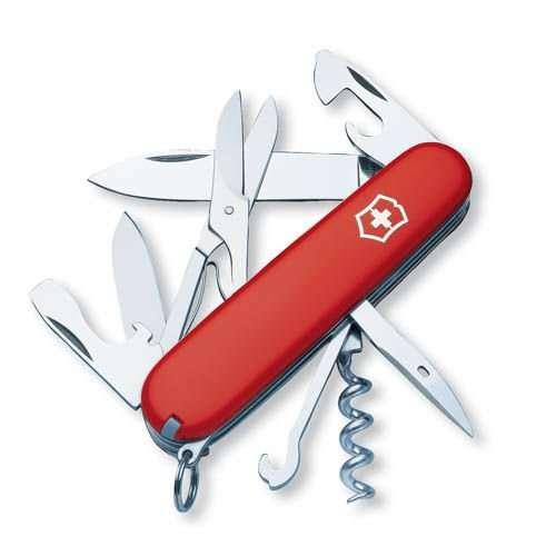 Climber Knife