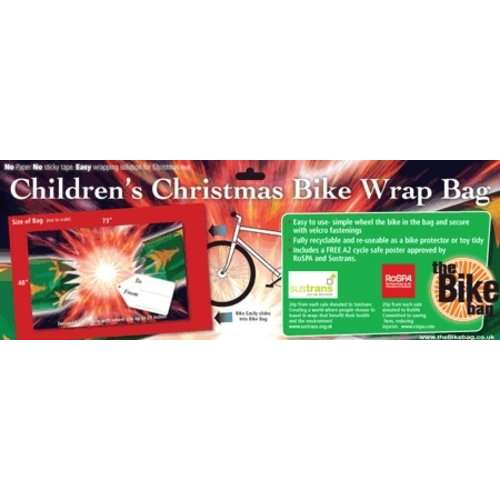 Bike Wrap Bag X-mas Crackers