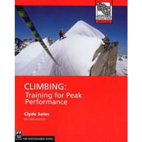 Climbing: Training For Peak Peformance