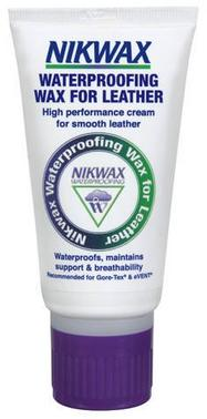 Nikwax Waterproof Leather Wax