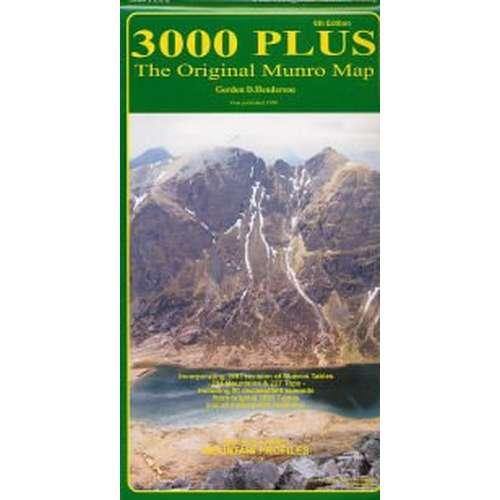 3000 Plus - The Original Munro Map