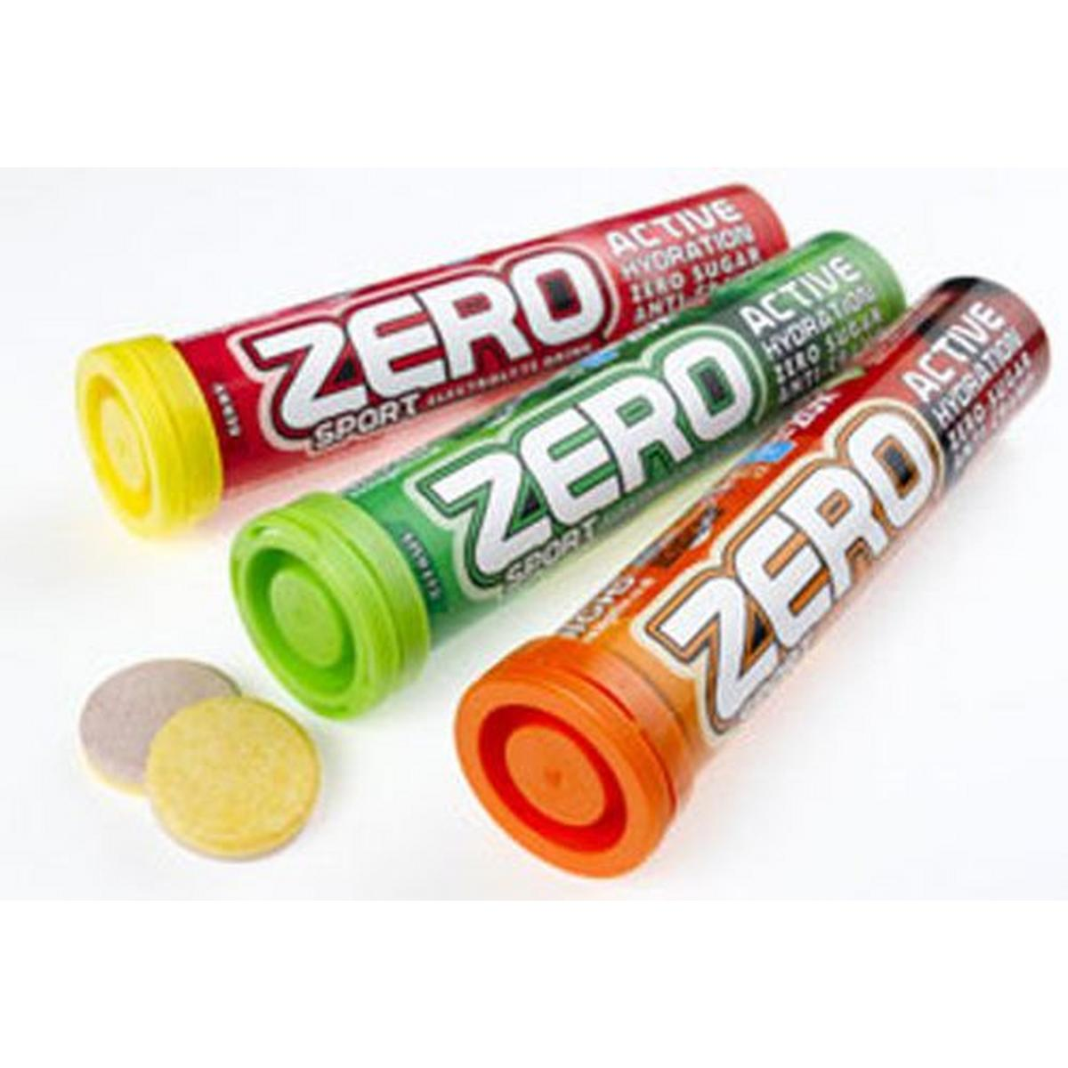 High Five H5 Zero Active Hydration 20 Tablet Tube Citrus