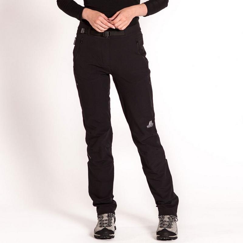 Women's Mountain Equipment Chamois Pant Reg - Black