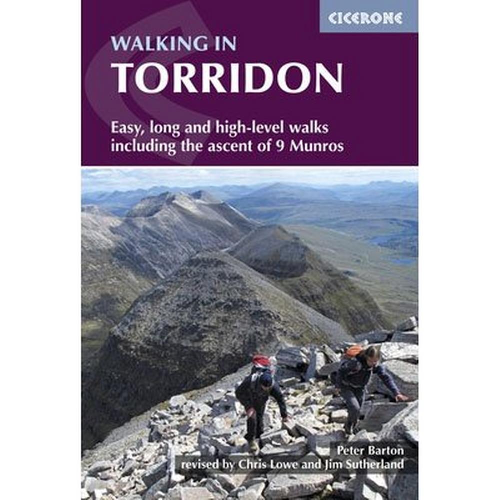 Cicerone Guide Book: Walking in Torridon