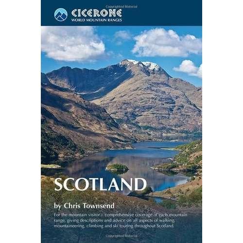Scotland World Mountain Ranges