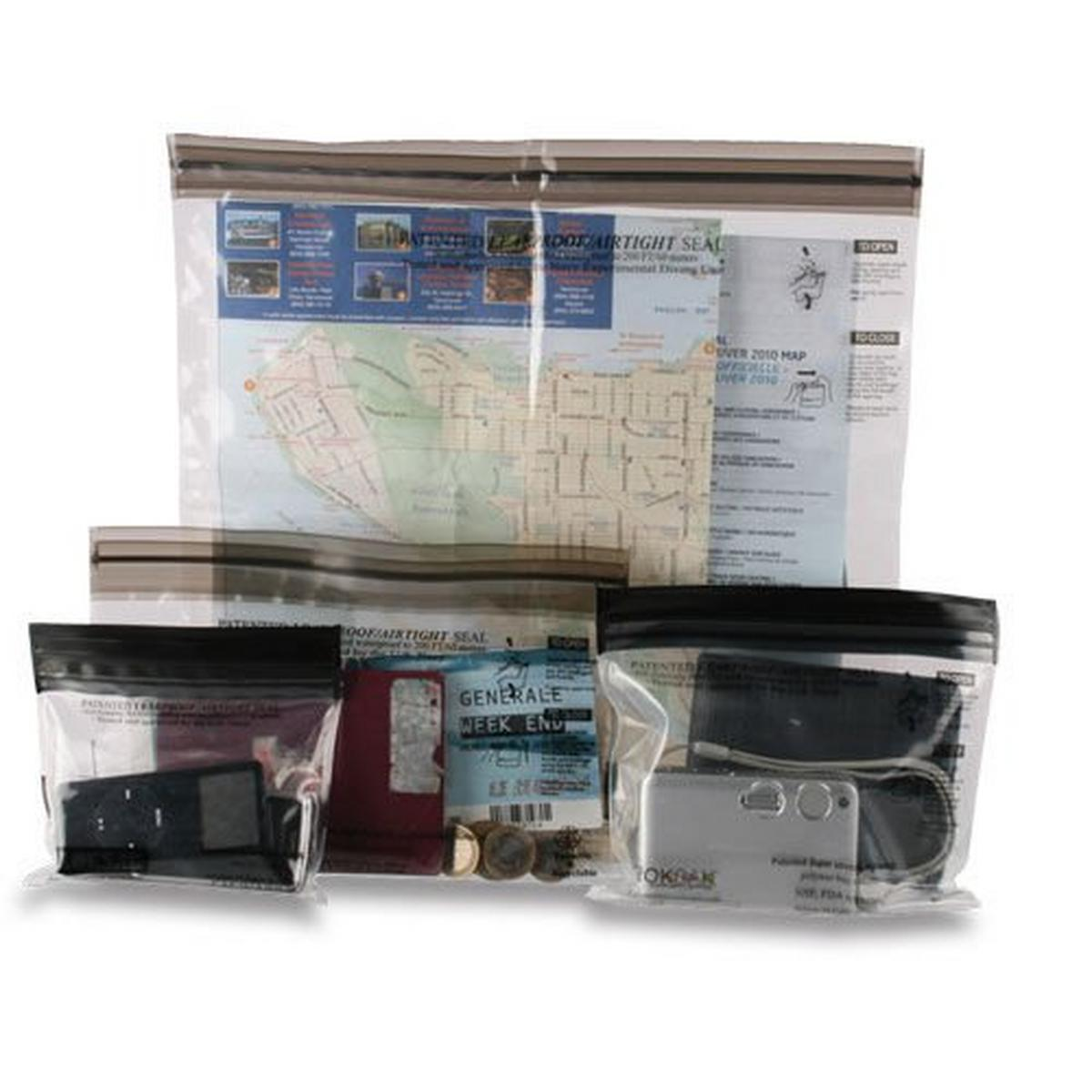 Lifeventure Aloksaks 3 Pack For Valuables