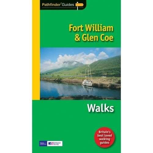Fort William N Glencoe Jarrold