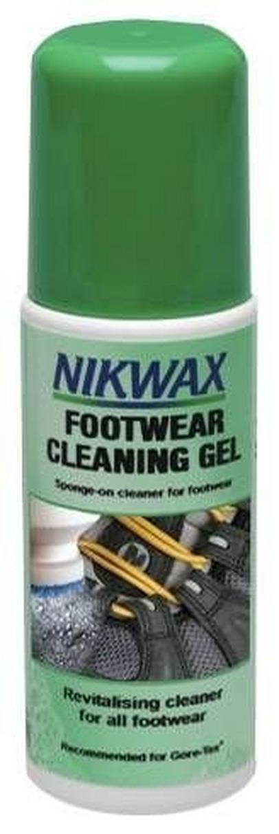 Nikwax Footwear Cleaner Gel 125ml