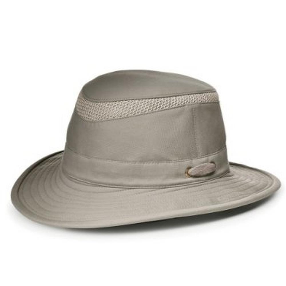 Tilley Endurables Tilley Hat Airflo Medium Brim Organic Cotton Khaki/Olive
