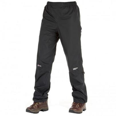 Berghaus Women's Paclite Trouser Regular - Black