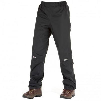 Berghaus Women's Paclite Trouser Short Leg - Black