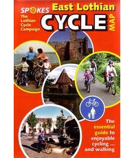 Spokes East Lothian Cycle Map