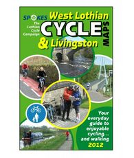 Spokes West Lothian Cycle Map