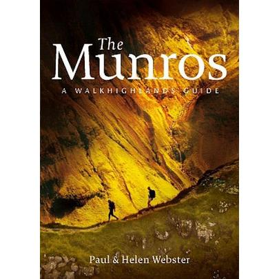 Cordee Books The Munros Pocket Mountains Guide