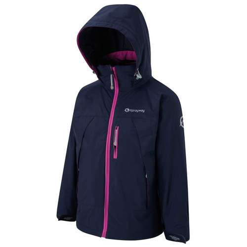 Girls Elga 3 in 1 Waterproof Jacket