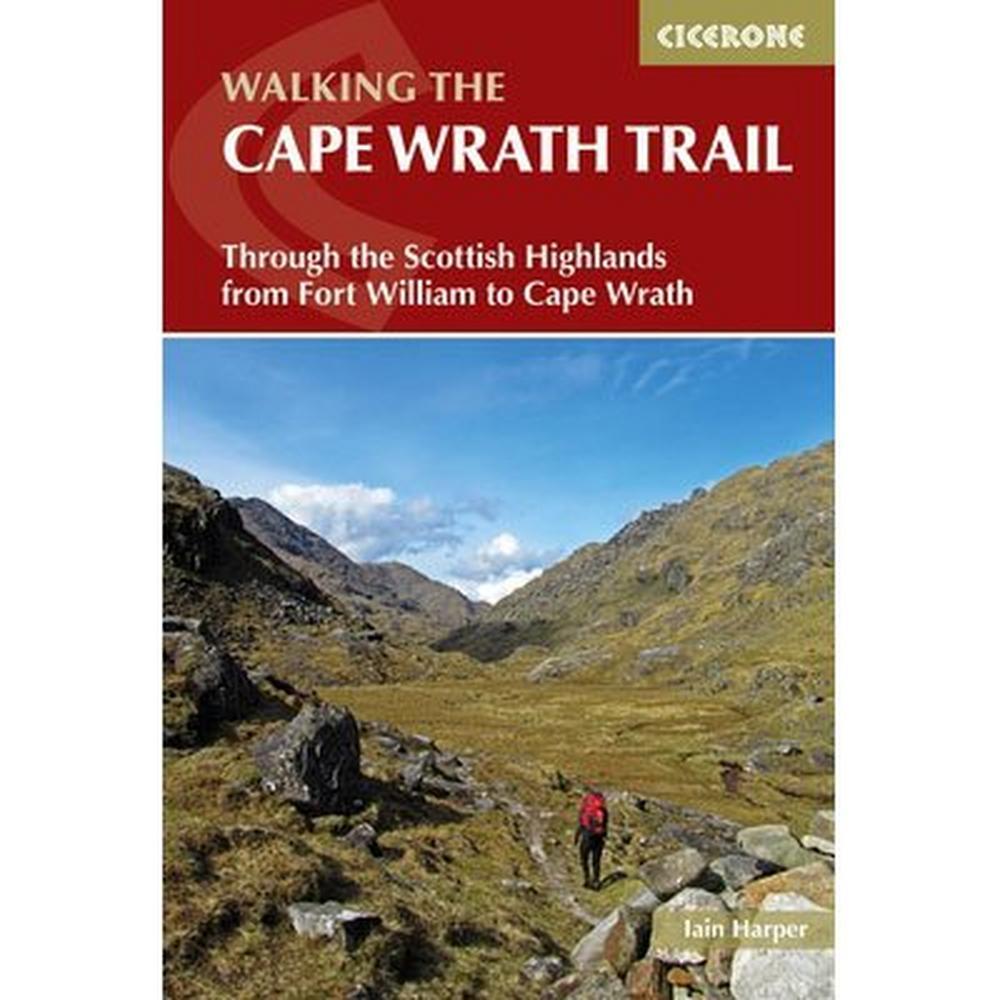 Cicerone Guide Book: Cape Wrath Trail