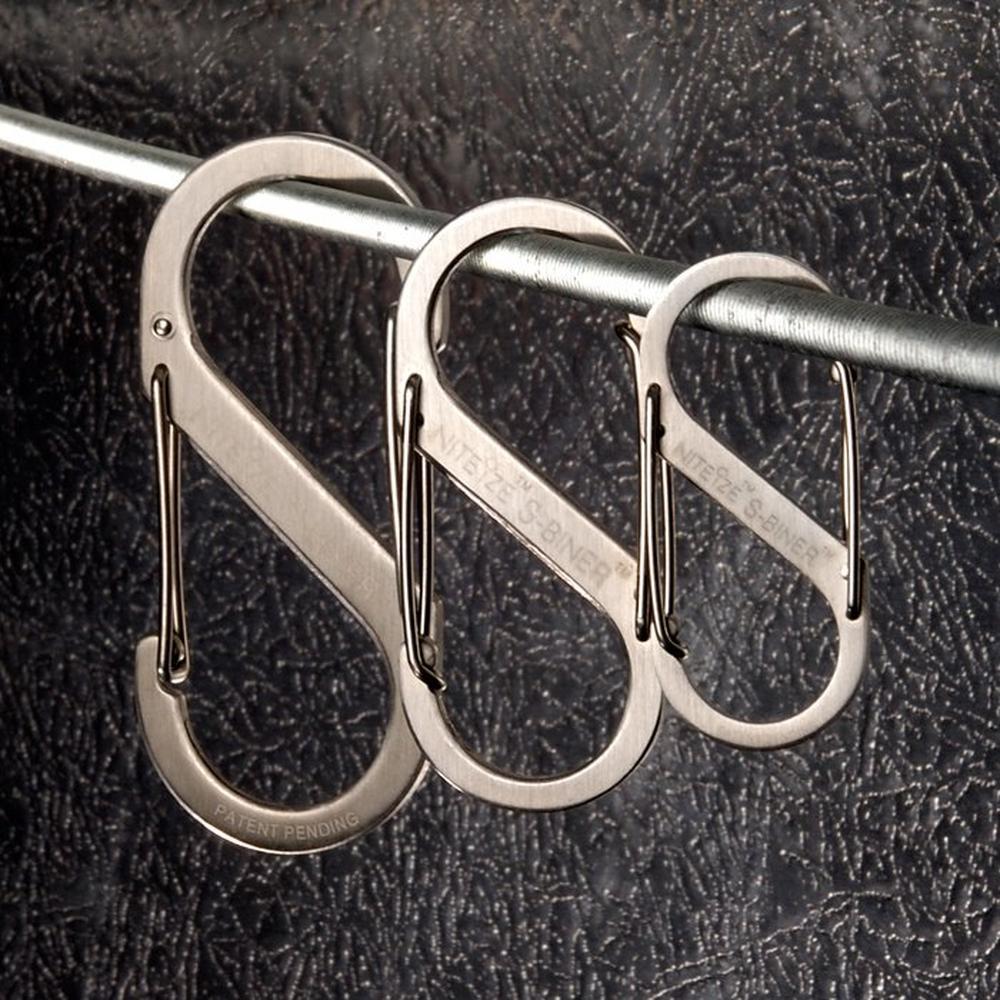 Nite-ize S-biner Metal 3 Pack