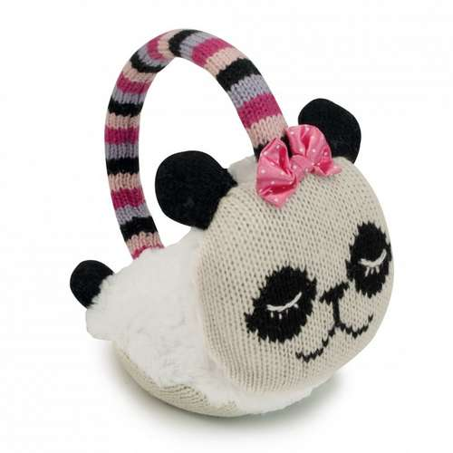 Panda Earmuffs