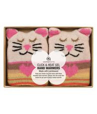 Cat Hand Warmers
