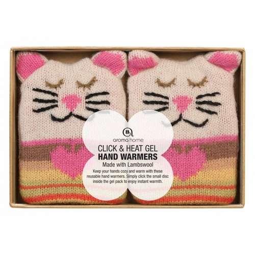 Cat Hand Warmers