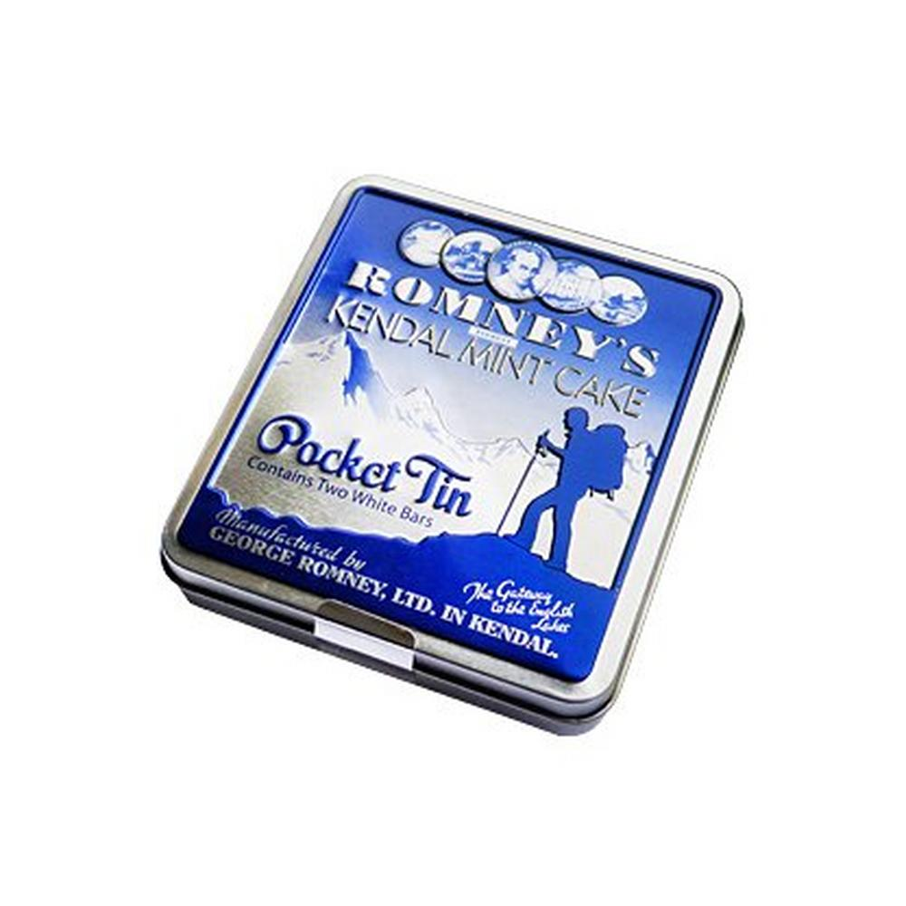 Romneys Kendal Mint Cake Pocket Tin