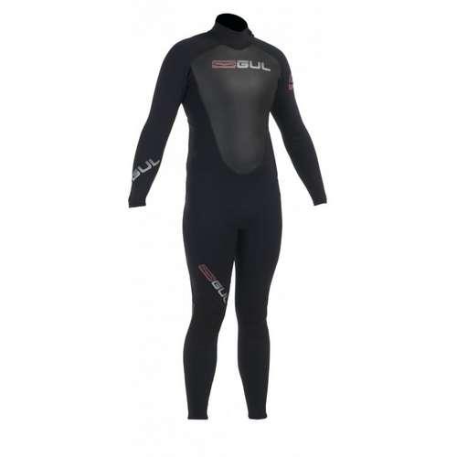 Response Mens 3-2 mm Steamer Wetsuit