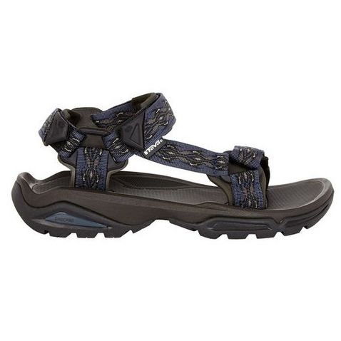 7363aa513 Blue Teva Men s Terra FI 4 sandals