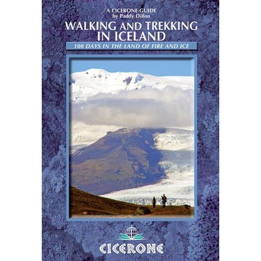 Cicerone Walking And Trekking Iceland