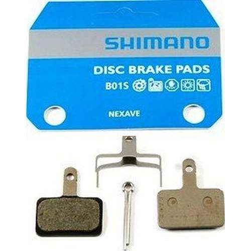 B01S DISC BRAKE PADS RESIN