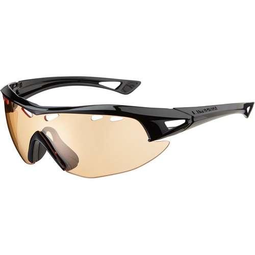 Recon Glasses Black Frame Amber Lens
