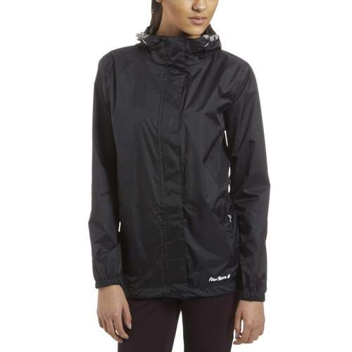 Women's Packable Hooded Waterproof Jacket