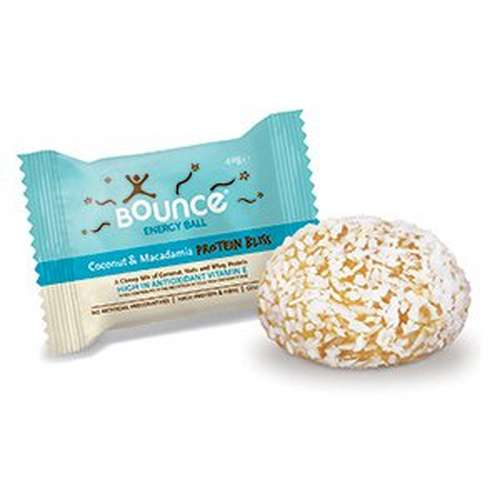 Coconut and Macadamia Protein Bliss Bar