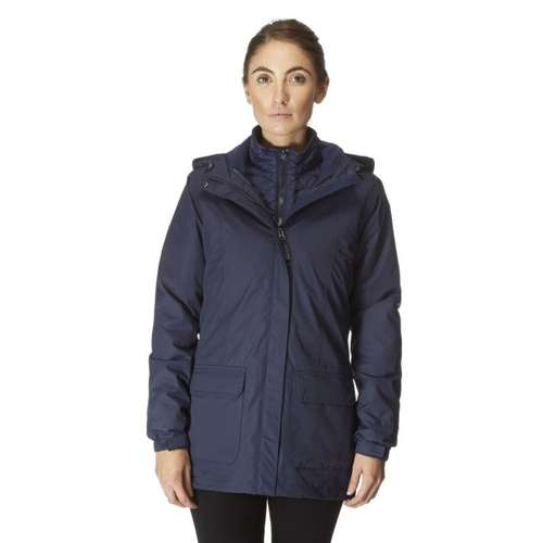W Insulated 3 In 1  Jacket
