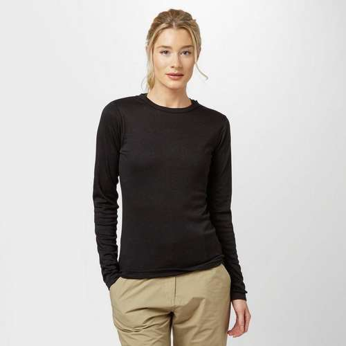 Women's Thermal Long Sleeve Crew