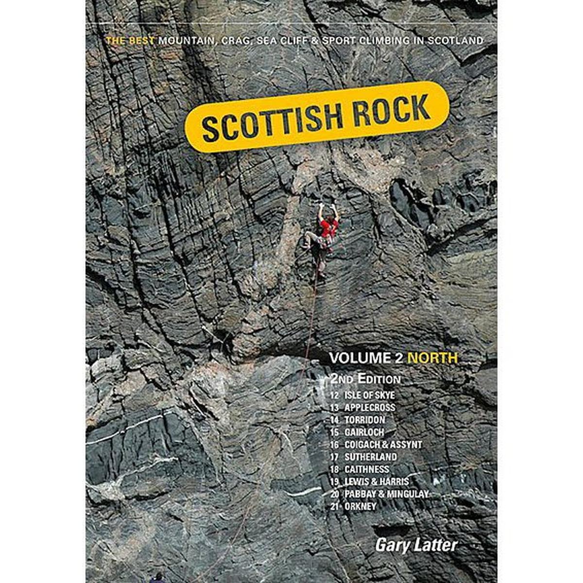 Cordee Scottish Rock Vol 2 North