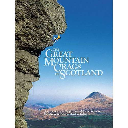 Great Mountain Crags Of Scotland