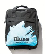 BLUES BOOT AND HELMET BAG