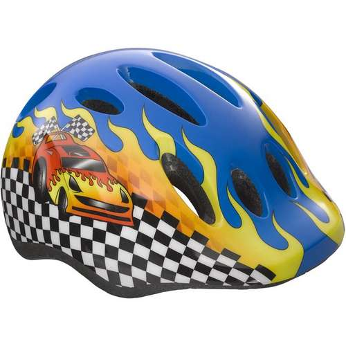 Kids Max Race Car Helmet