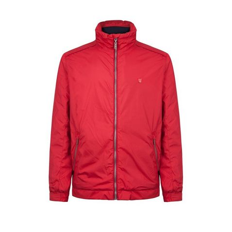c40d809837 Red Dubarry Mens Starboard Jacket