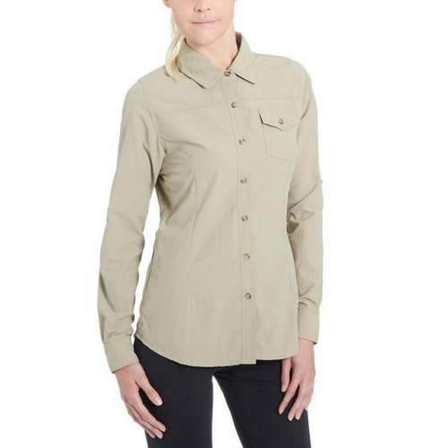Women's Long Sleeved Travel Shirt